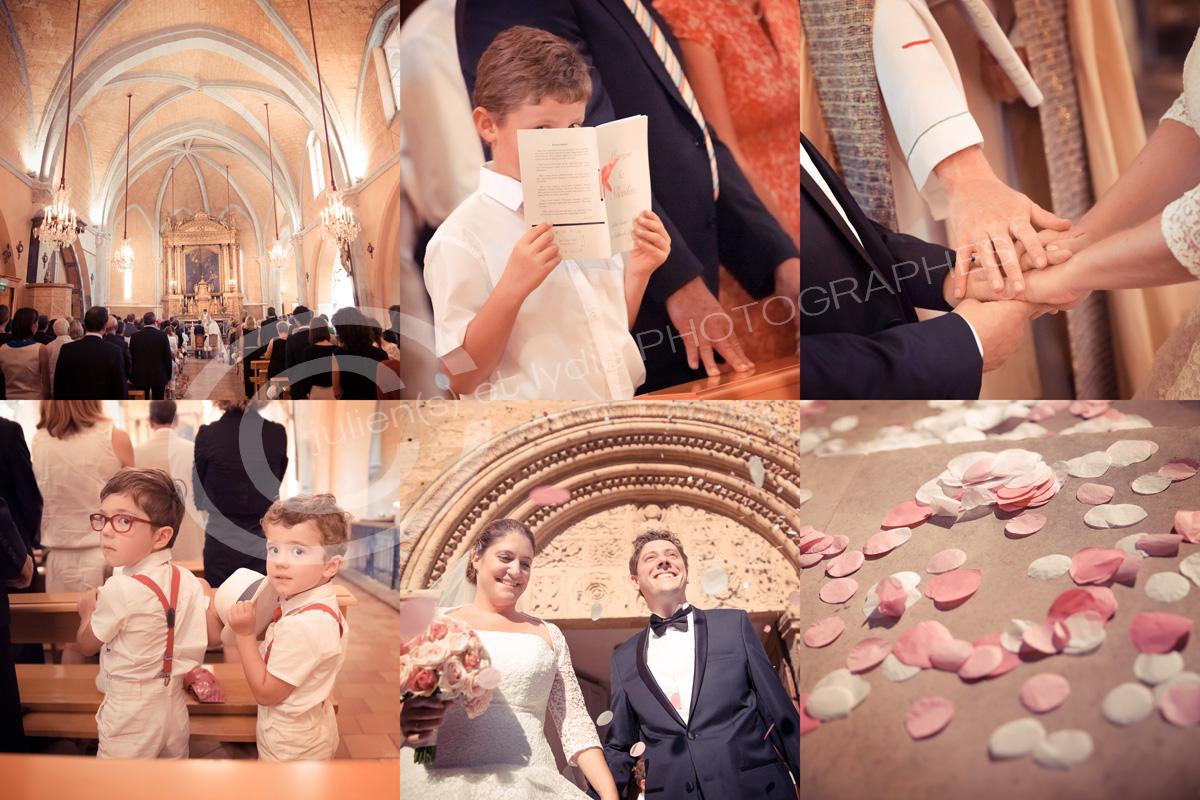jolie mariage dans le sud de la france à aix en provence