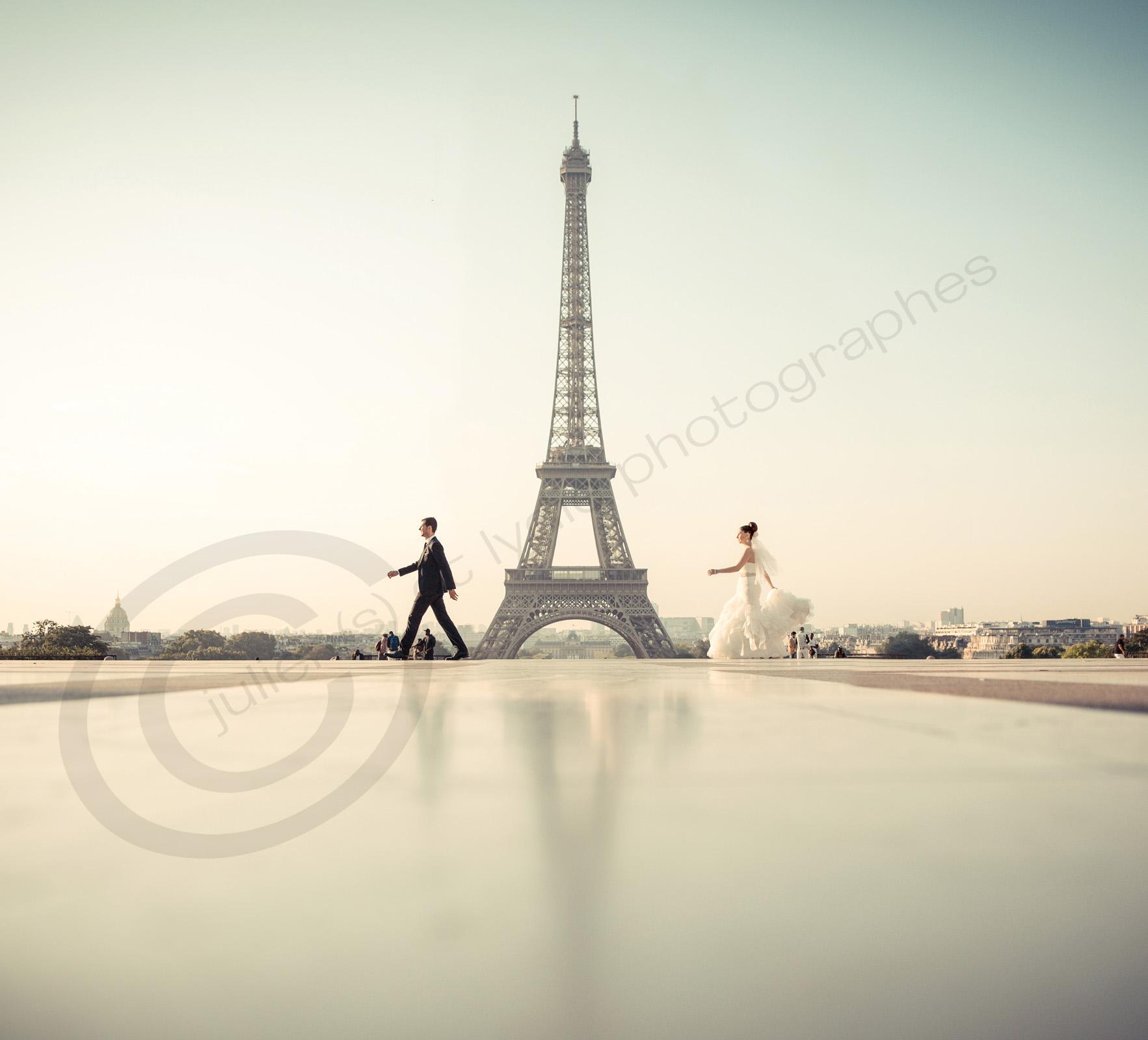 Mariage-Paris-Trocadero-tour Eiffel-Blog